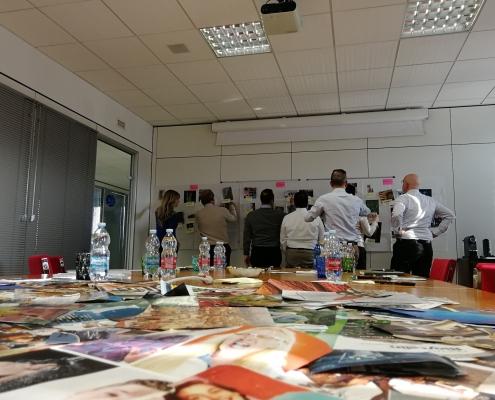workshop interattivo con rosario carnovale di smartworking srl