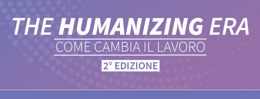 locandina evento the humanizing era come cambia il lavoro