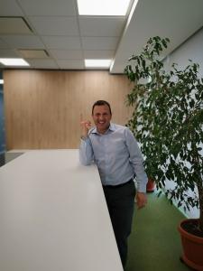 Giacomo Montemagno - lo spazio giusto per lo smart working